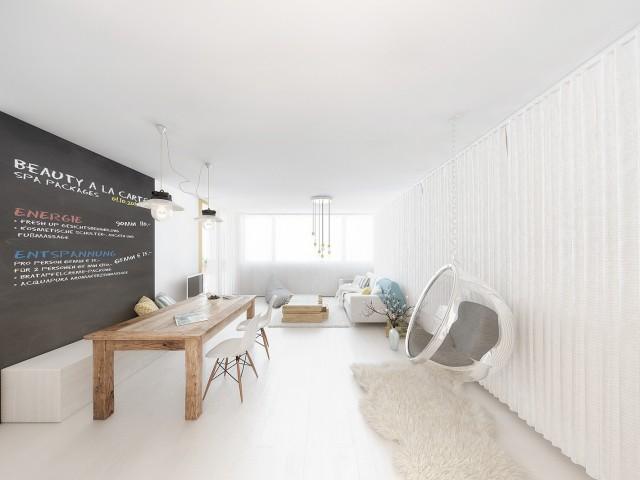 Rendering Wohnzimmer