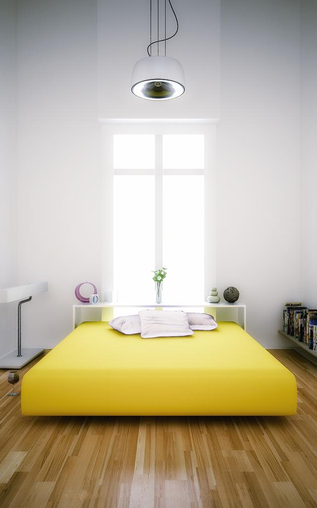 Schlafzimmer P.