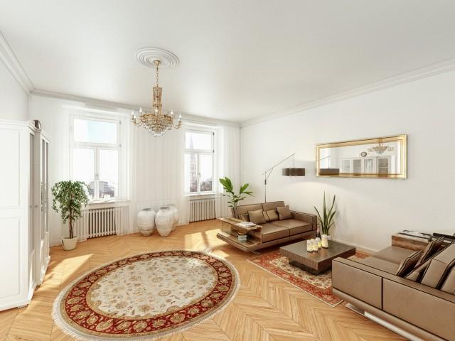Wohnzimmer WHG L.