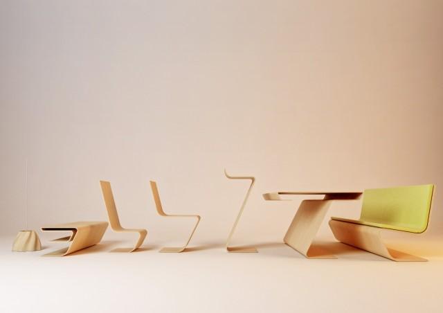 Produktübersicht Section Serie © Erich Bscheider, Philipp Hubmer