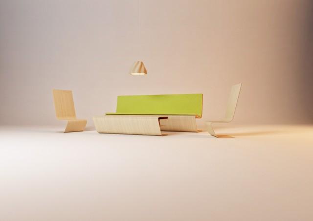 Wohngruppe Section Serie © Erich Bscheider, Philipp Hubmer