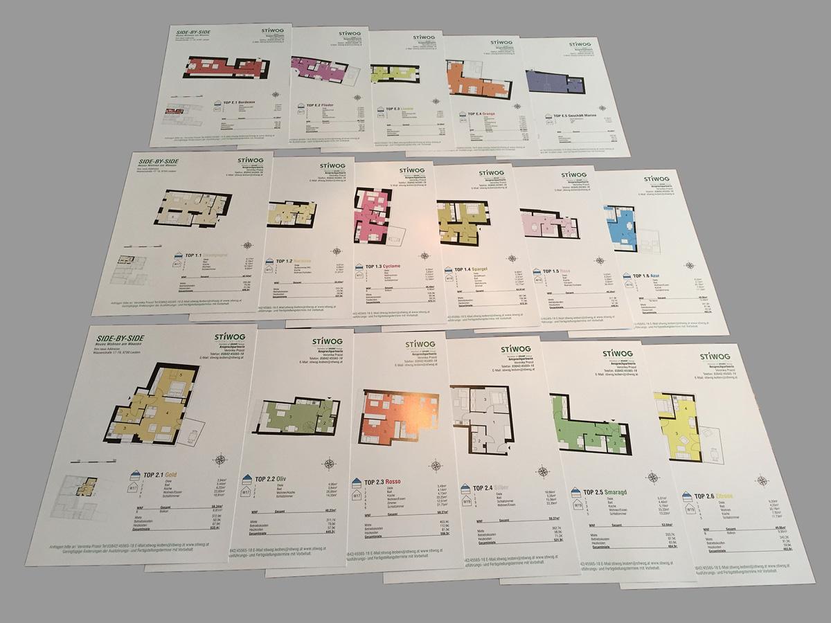 Wohnungsblätter