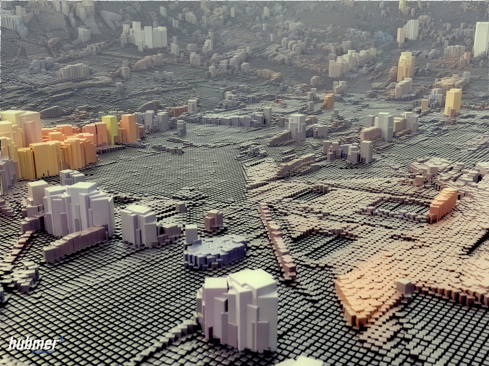 Generated City from Original Image