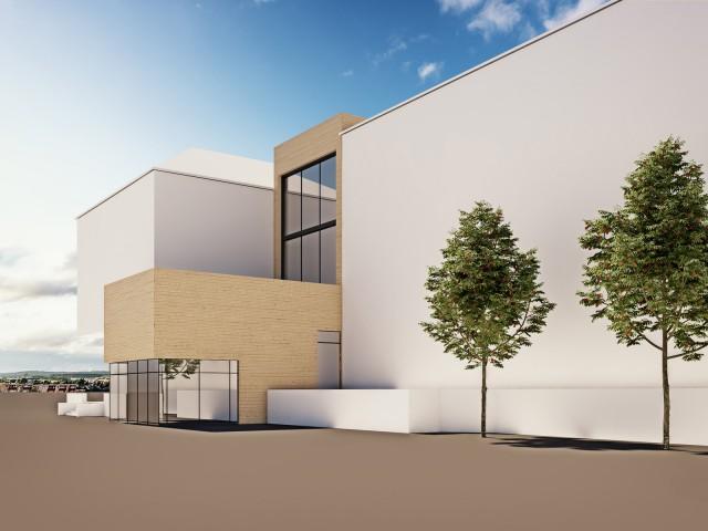 Wettbewerb VS-Pischelsdorf, Architekturbüro Friessnig