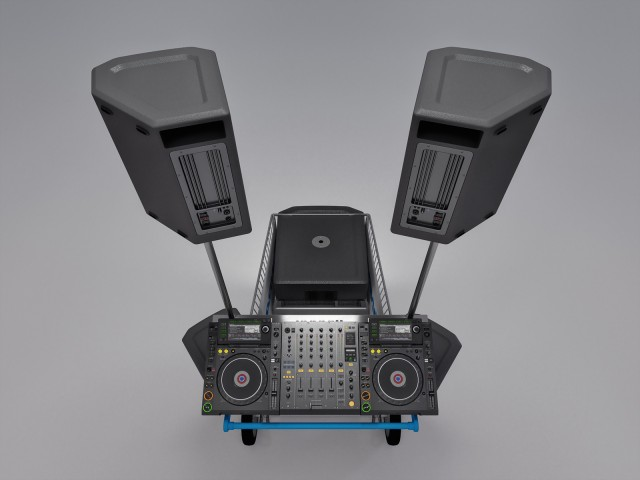 Wagerl Mobile Disco